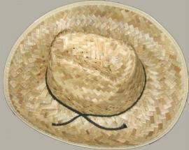 Hoed Cowboy `Dallas` - strohoed - FP
