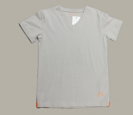 Jan van Trier shirt zand - maat 128 - JT19