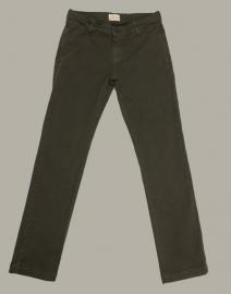 Jan van Trier broek - donkerbruin - maat 164 - JT18