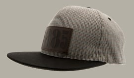 Cap 'Otis Jr.' Noble Check - maat 54 - CTH Mini