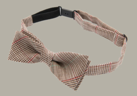 Bow-Tie 'Knut Jr.' - Estate Brown - vlinderstrik - CTH Mini