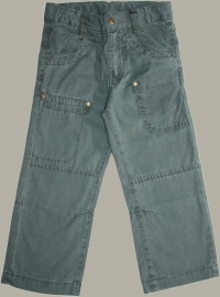 BoyStar grijze broek - maat 98 - KG01