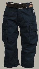 Vinrose broek `Manuel` - donkerblauw - maat 74 - VR04