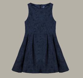 Vinrose jurk 'Indy' Total Eclipse - donkerblauw - maat 98/104 - VR93