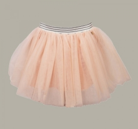 Vinrose tutu 'Sill' Pink - roze tule petticoat rok - maat 98/104 - VR86