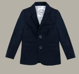 Vinrose colbert / blazer 'Rob' - 'Navy' donkerblauw - maat 152 - VR95