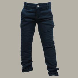 Vinrose broek 'Arthur' Navy - donkerblauw - maat 110 - VR89