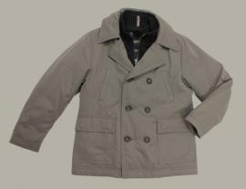 Antony Morato winterjas trenchcoat - bruin Fango - maat 104 / 4 - AM02