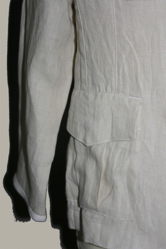 Legno Rosso linnen blazer/colbert - maat 140 - LR05