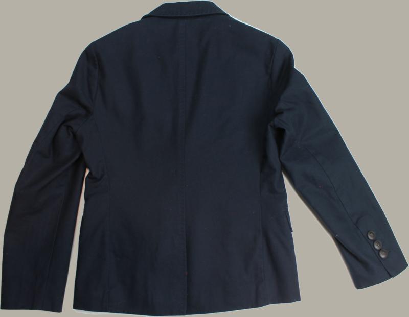 Antony Morato blazer donkerblauw - maat 122 / 7 - AM03