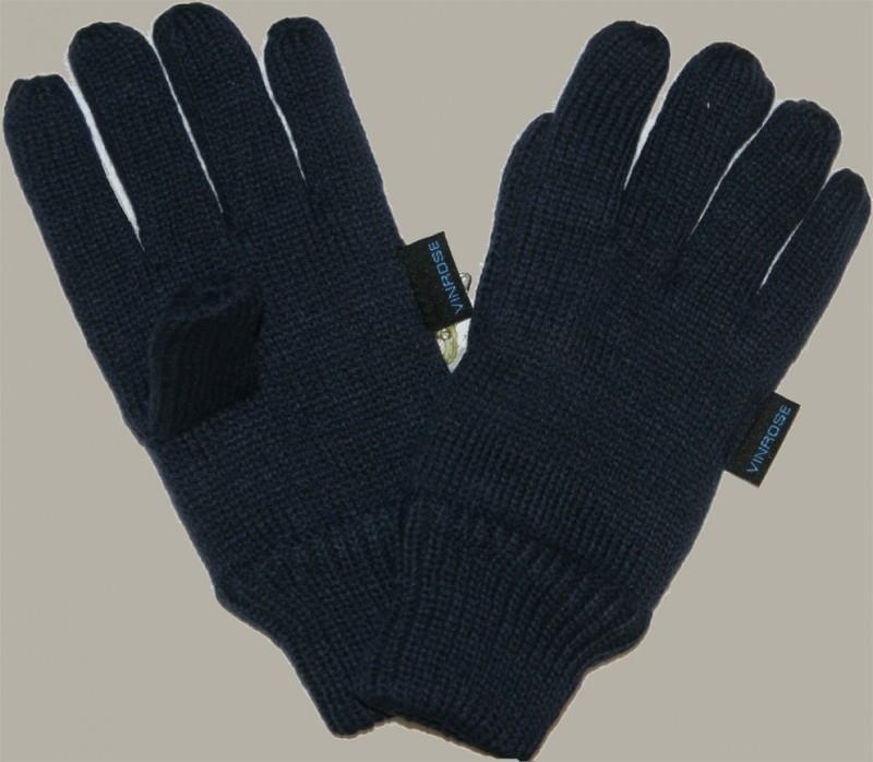 Vinrose handschoenen `Polar` - donkerblauw - VR15