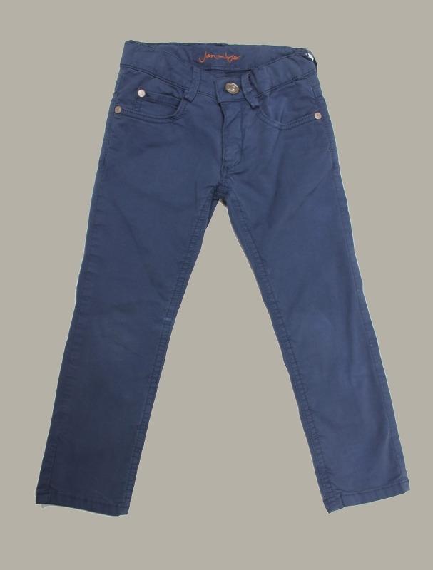 Jan van Trier broek - donkerblauw - maat 104 - JT17