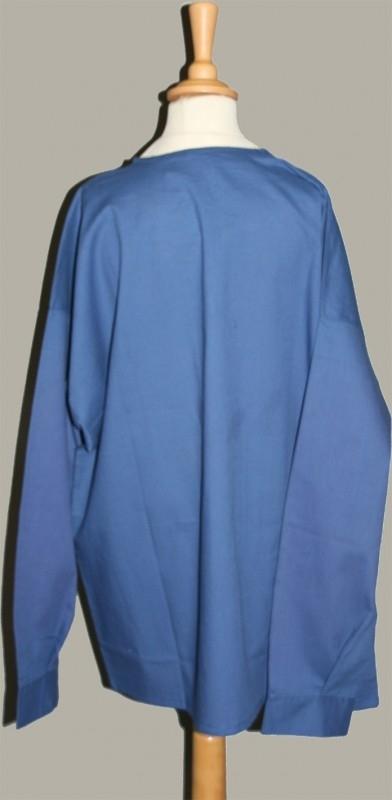 Boerenkiel `Jasper` blauw - maat L - dames 42 / heren 52 - PE
