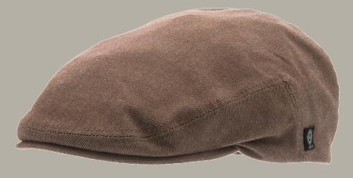 Pet `Edward` Morgado/Liberty Brown - flat cap - bruin - maat 60 - CTH Ericson