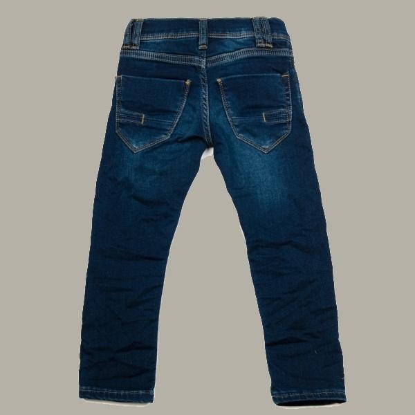 Vinrose broek / jeans 'Jeffrey' Dark Denim - maat 80 - VR62