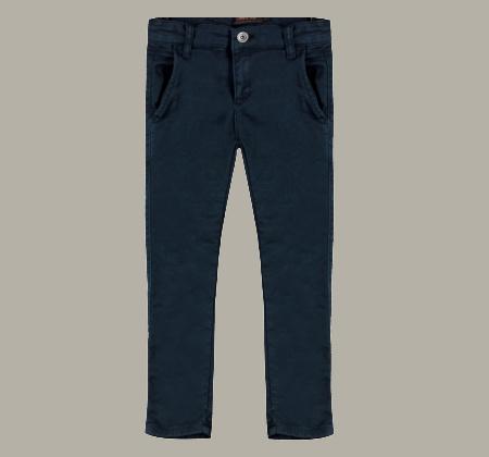 Vinrose broek 'Arthur' Navy - donkerblauw - maat 152 - VR89