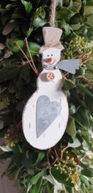 Hanger Sneeuwpop