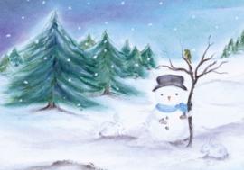 S1024 The snowman