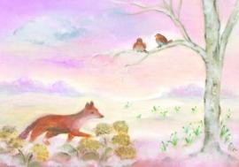D103 The fox
