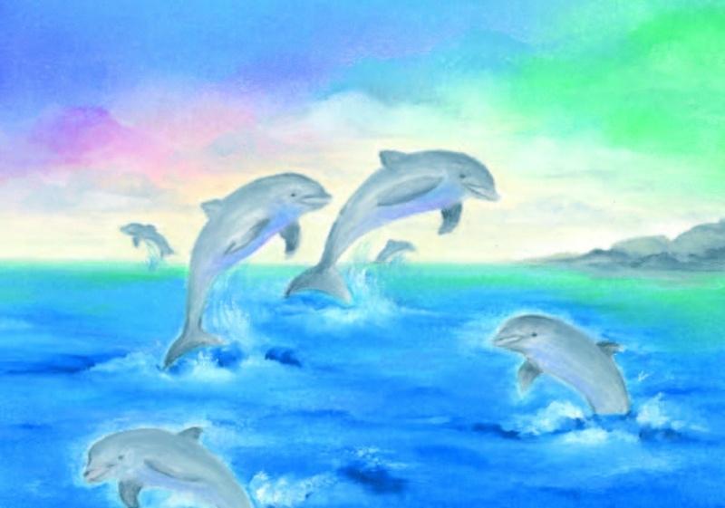 W1003 Dolfijnen