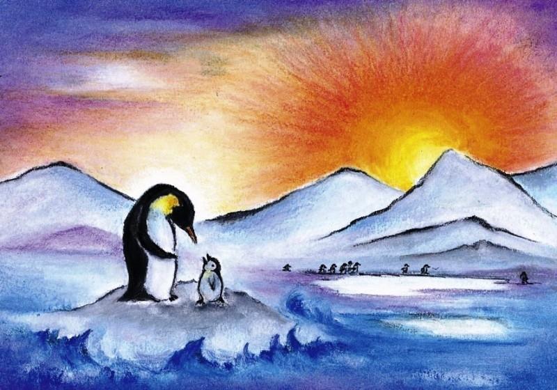 D1006 De pinguïn