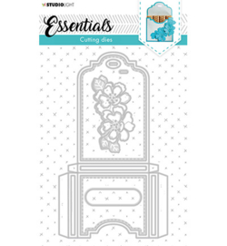 Studio Light - Snij en embosmal - Giftbox merci small- Essentials nr.392