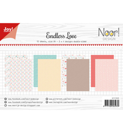 Joy!Crafts 6011/0605 Papierset - Noor - Design Endless Love