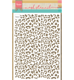 Marianne Design - Mask Stencil - Leopard - PS8068