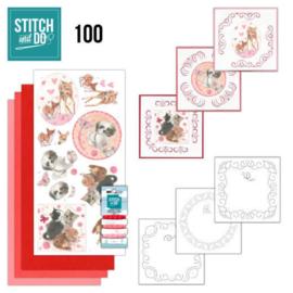 Stitch en Do 100