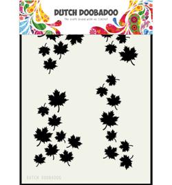 Dutch DooBaDoo - mask art - Autumn leaves - 470.715.130