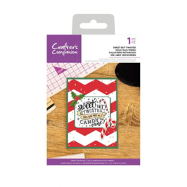 Crafter's Companion - stempel - Sweet But Twisted -  CC-CA-ST-SWT