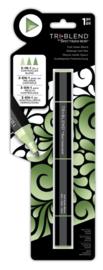 Spectrum Noir - Triblend - Dull Green Blend (Dofgroen blend) - SN-TBLE-DGBL