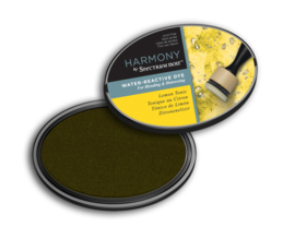 Spectrum Noir - Inktkussen - Harmony Water Reactive - Lemon Tonic (Citroentonic)