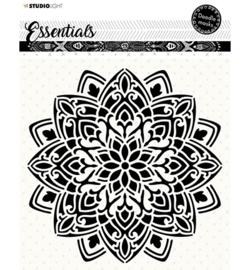 Studio Light - stencil - Mask Doodle - Essentials nr.61 - MASKSL61