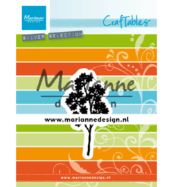 Marianne Design - Craftable - Forget me not - CR1496