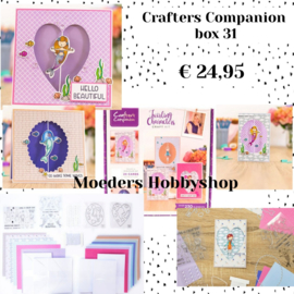 Crafters Compagnion- box 31