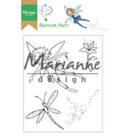 Marianne Design HT1644 Clear Stamp Hetty's Stardust Fairy