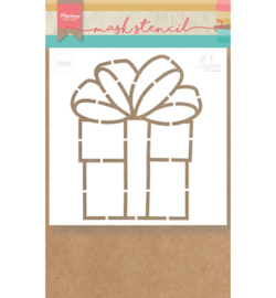 Marianne Design PS8023 Craft stencils - Present by Marleen