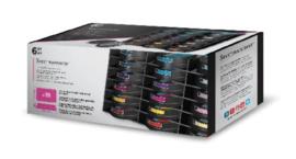 Spectrum noir- inktpad opbergset voor 18 inktpads