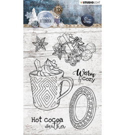 Studio Light - Stempel - Snowy Afternoon nr.396