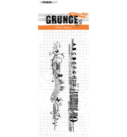 Studio Light - stempel -  Grunge Collection 4.0, nr.455 - STAMPSL455