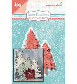 Joy!Crafts - Snijmal - NC- Dennen - 6002/1506