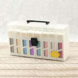 Box met 16 kleuren folie