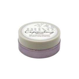 Nuvo- Expanding Mousse - Misted Mauve- 1707N