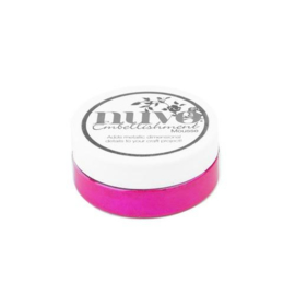 Nuvo Embellishment mousse - french rose- 826N