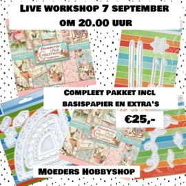 Totaalpakket workshop 7 september
