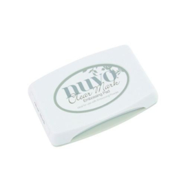 Nuvo- ink pads - clear mark embossing pad 101N