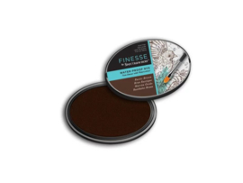 Spectrum Noir - Inktkussen - Finesse Water proof - Rustic Brown (Rustiekbruin)