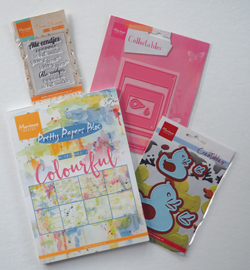 Marianne Design PA4083 Product Assorti - Eendjes