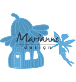 LR0579 Marianne Design Creatable Fairy flower house